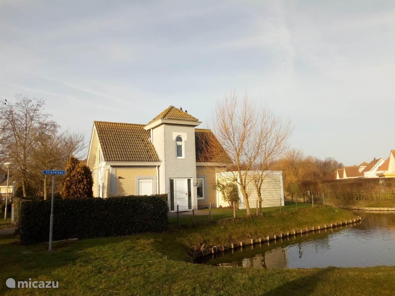 Vakantiehuis Nederland, Zeeland, Kamperland - villa Strandlaan 7