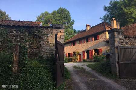 Vakantiehuis Frankrijk, Haute-Saône, Chauvirey-le-Vieil vakantiehuis L'Orangerie