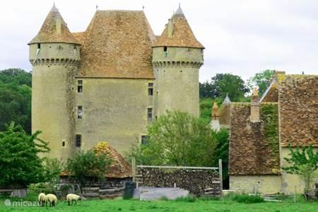 kasteel van Sarzay