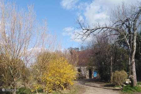 Ferienwohnung Frankreich, Indre, Sarzay reihenhaus Trefle ferme d'Hélice