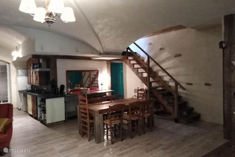 Vakantiehuis Frankrijk, Indre, Sarzay Geschakelde woning Trefle ferme d'Hélice