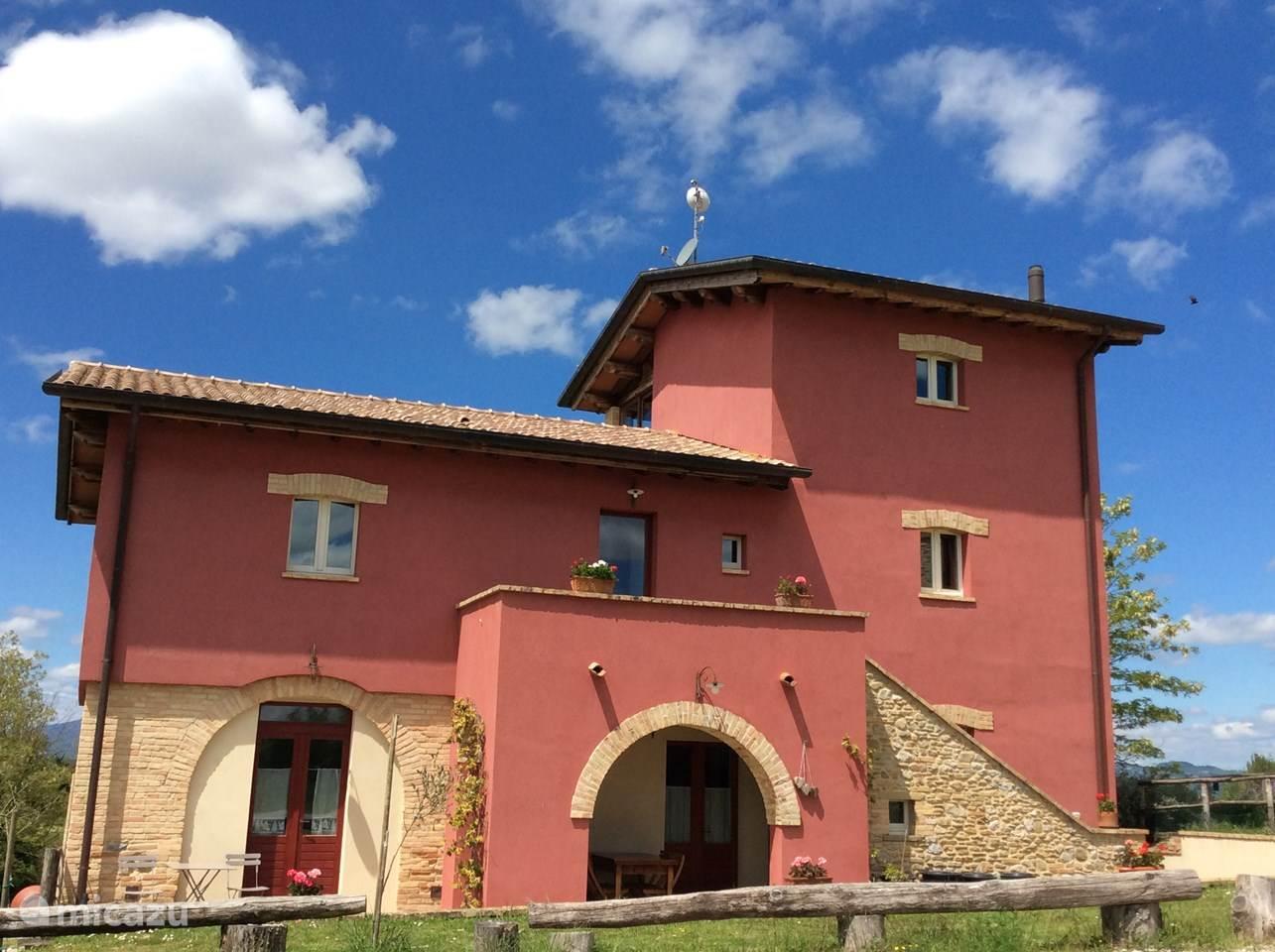 Vakantiehuis Italië – appartement Appartement Farnese