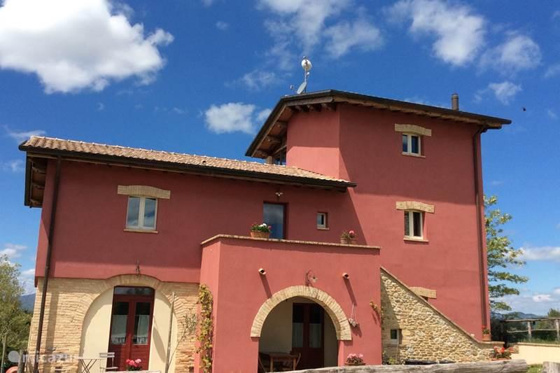 Vakantiehuis Italië, Umbrië, Citta Di Castello Appartement Appartement Farnese