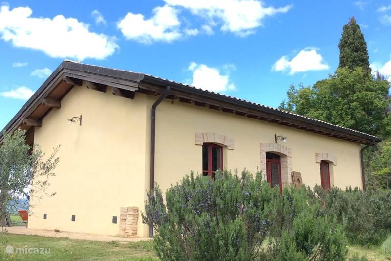 Vakantiehuis Italië, Umbrië, Citta Di Castello Vakantiehuis Vakantiewoning Borgia