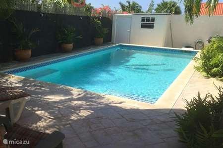 Vacation rental Curaçao, Banda Ariba (East), Jan Thiel apartment Royal Palm Apartment
