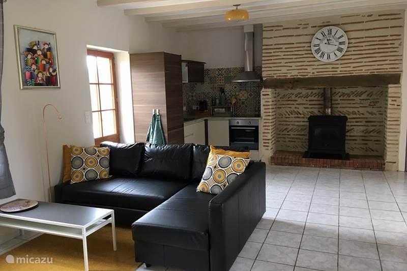 Vacation rental France, Lot-et-Garonne, Le Temple-sur-Lot  Gîte / Cottage Chez Jan et Nicole