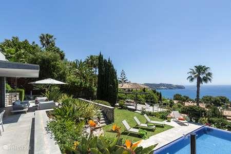 Vakantiehuis Spanje, Costa Tropical, La Herradura villa Ave del Paraiso