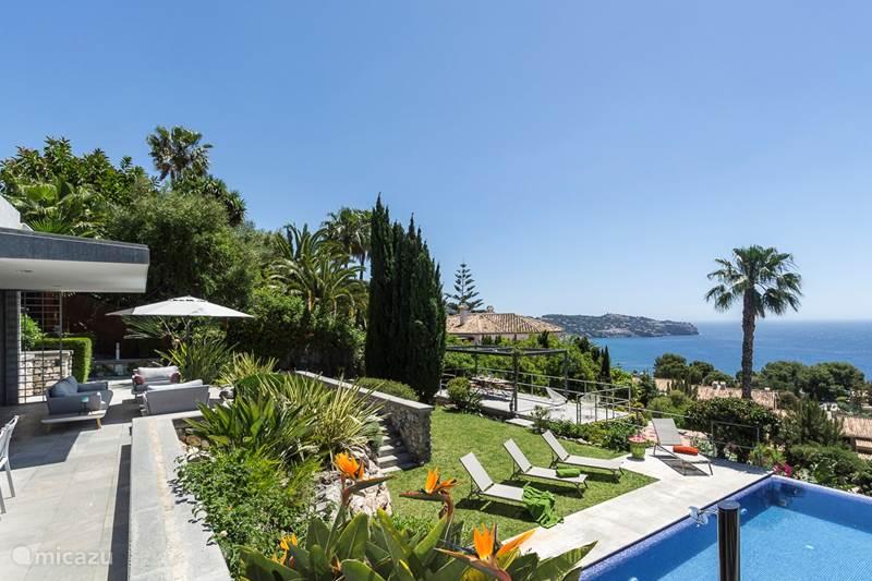 Vakantiehuis Spanje, Andalusië, La Herradura Villa Ave del Paraiso