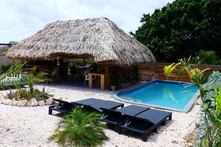 Vakantiehuis Curaçao, Curacao-Midden, Saliña - bed & breakfast Sabroso Inn B&B De Luxe kamer 4