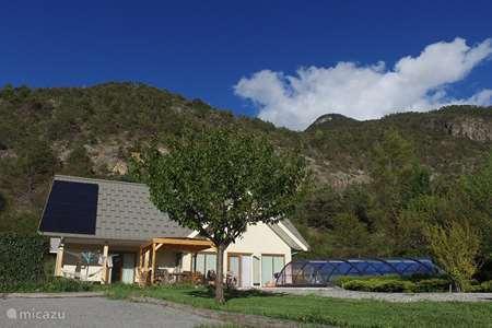 Vakantiehuis Frankrijk, Hautes-Alpes – villa Villa Eco de Quatre Saisons