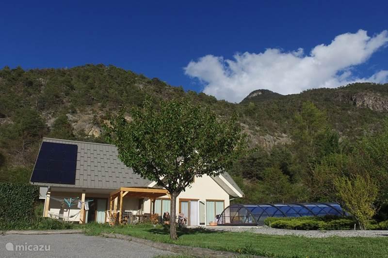 Vakantiehuis Frankrijk, Hautes-Alpes, Guillestre Villa Villa Eco de Quatre Saisons