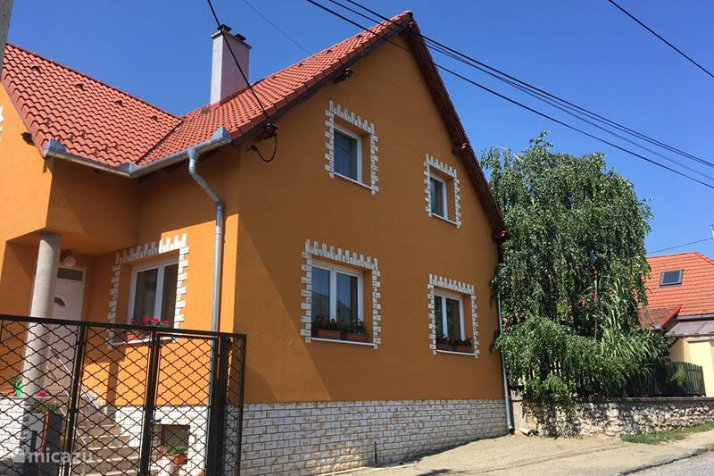 Vakantiehuis Hongarije, Balatonmeer, Sümeg Vakantiehuis Gasthuis Muskatli
