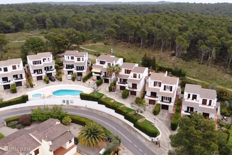 Vakantiehuis Spanje, Costa Brava, L'Estartit Vakantiehuis Mont Mar