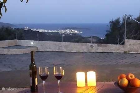 Vakantiehuis Griekenland – appartement Ravasi