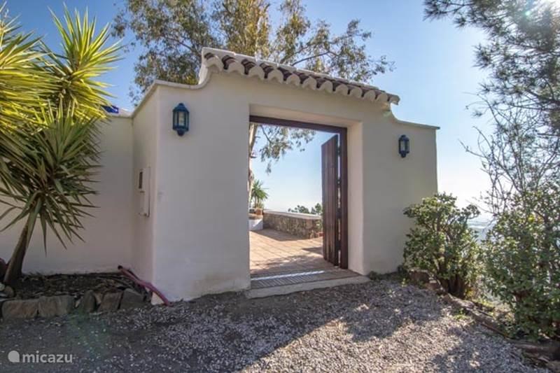 Vakantiehuis Spanje, Andalusië, Velez-Malaga Bungalow Finca Eucalipto