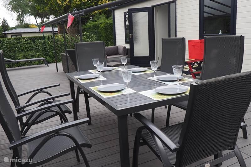 Vakantiehuis Nederland, Gelderland, Voorthuizen Bungalow Bungalow Vogelijn, de IJsvogel nr 36