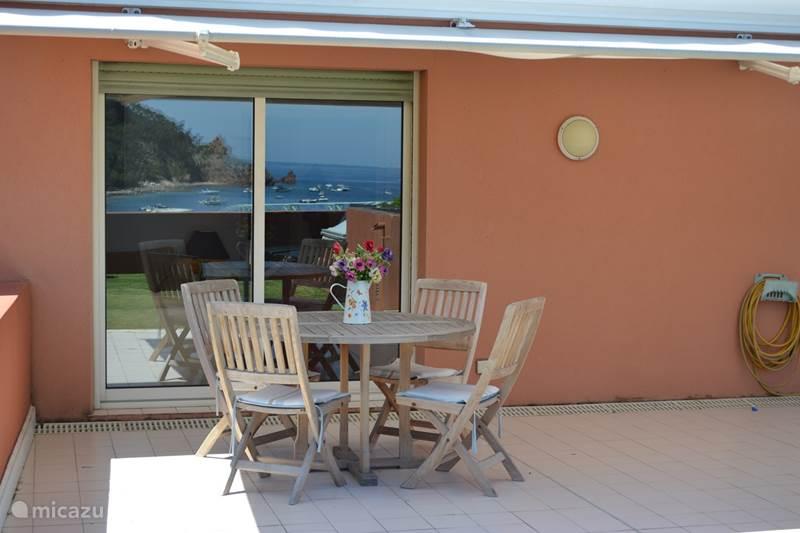 Vakantiehuis Frankrijk, Côte d´Azur, Théoule-sur-Mer Appartement Appartement Aquarella, top zeezicht