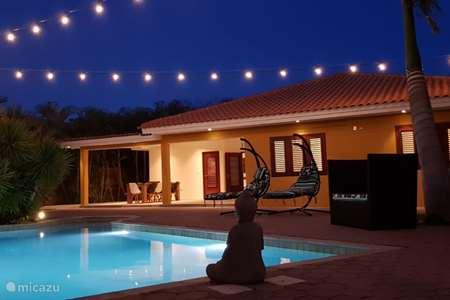 Vacation rental Curaçao, Banda Ariba (East), Caracasbaai villa Villa Ambiente Curacao