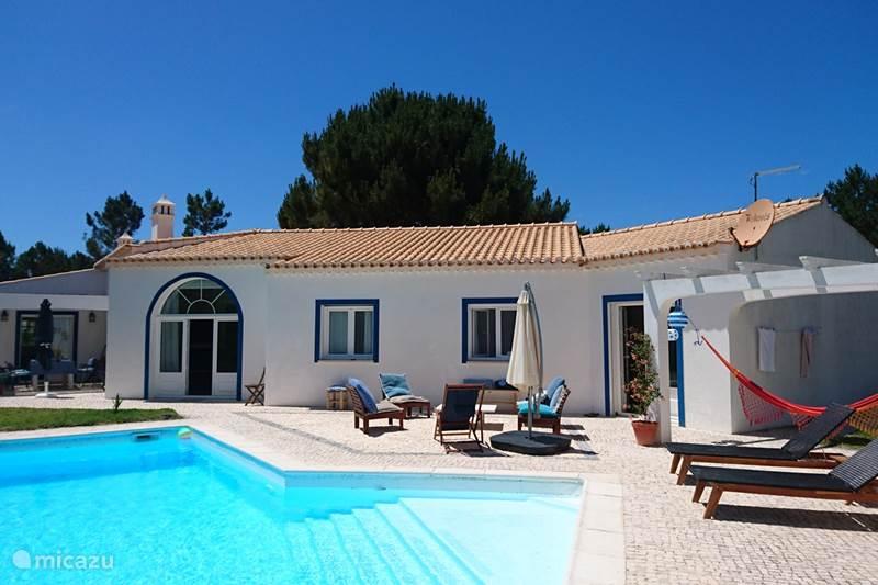Vakantiehuis Portugal, Algarve, Vale da Telha Villa Vakantie Villa Casa Rinsma