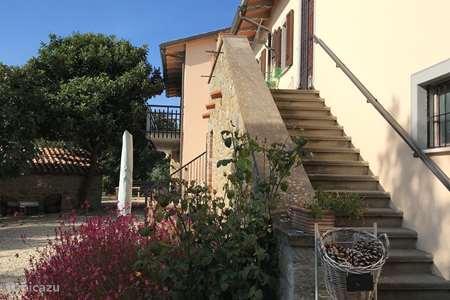 Vakantiehuis Italië, Umbrië, Tuoro sul Trasimeno - studio Villa Roccaccia - La Cantina
