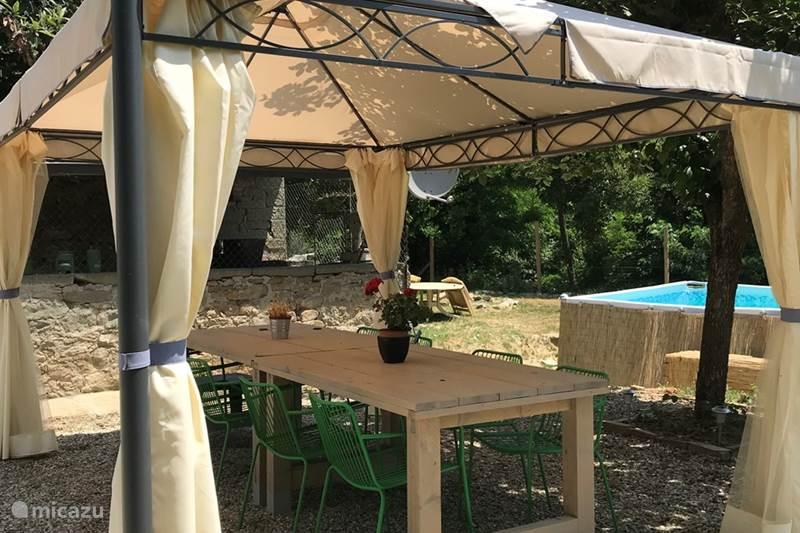 Vakantiehuis Italië, Umbrië, Tuoro sul Trasimeno Studio Villa Roccaccia - La Cantina