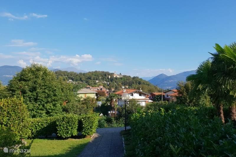 Vakantiehuis Italië, Lago Maggiore, Luino Appartement Casa Ivo