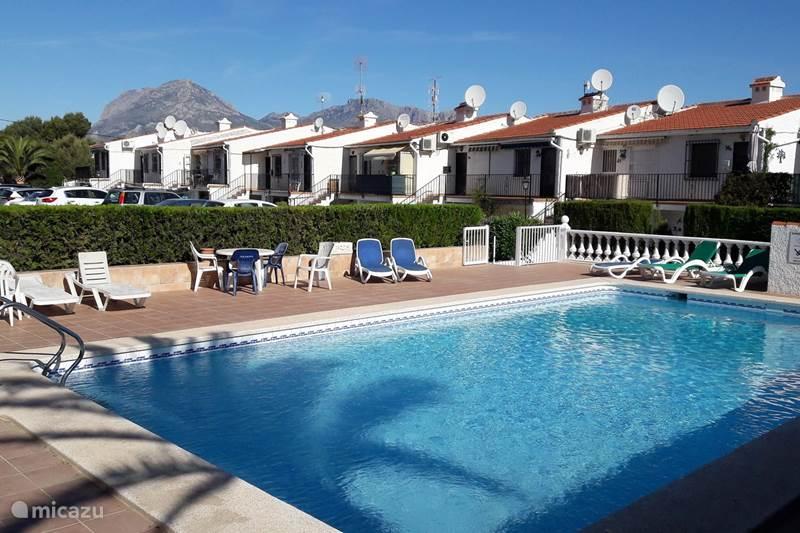 Vacation rental Spain, Costa Blanca, Albir Apartment La loma