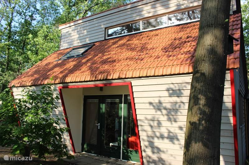 Vakantiehuis Nederland, Overijssel, Holten Vakantiehuis Borkeld Bosstudio