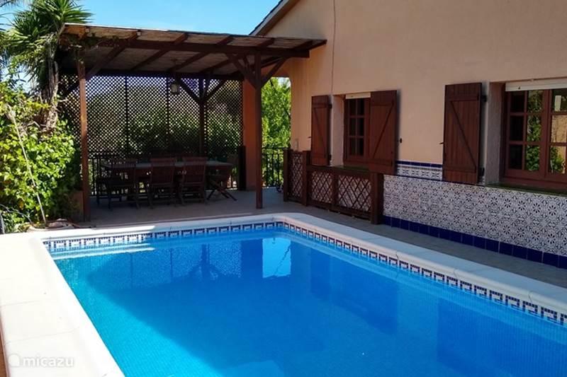 Vakantiehuis Spanje, Barcelona, Sant Pere de Ribes Villa Villa aan zee, vlak bij Sitges