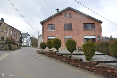 Vacation rental Belgium, Ardennes, Stavelot holiday house Maison Grand Coo