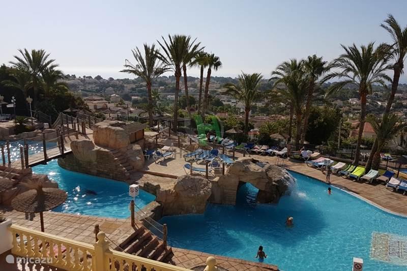 Vacation rental Spain, Costa Blanca, Calpe Holiday house Casa Bonita