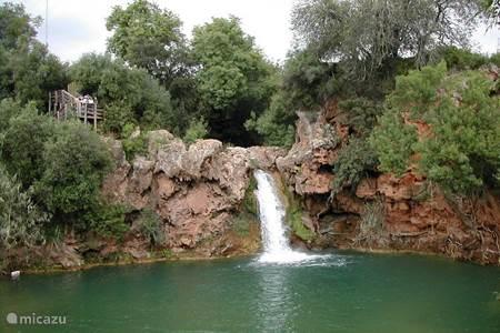 Pego do interno (de verborgen waterval)