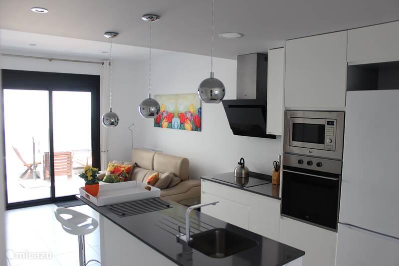 Vakantiehuis Spanje, Costa Cálida, Lo Pagán Appartement Luxe betaalbaar penthouse CasaRutten