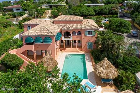 Vacation rental Curaçao, Banda Ariba (East), Jan Thiel villa Boutique Villa Curacao