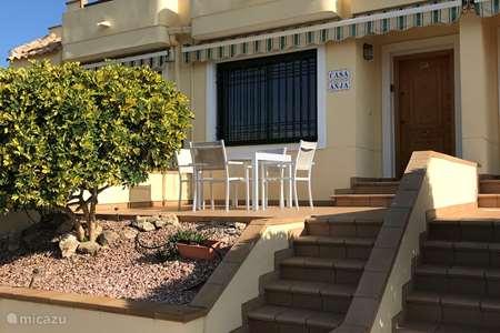 Vakantiehuis Spanje, Costa Blanca, Campoamor vakantiehuis Casa Anja