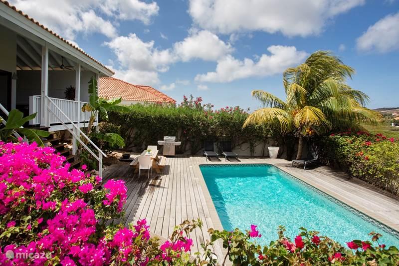 Vakantiehuis Curaçao, Banda Ariba (oost), Jan Thiel Villa Villa Relax Inn