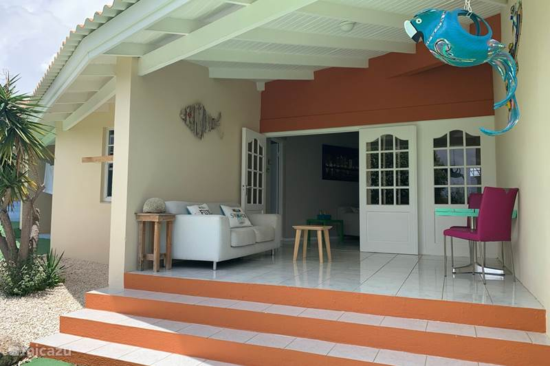 Vacation rental Curaçao, Banda Ariba (East), Santa Catharina Apartment Large apartment with swimming pool