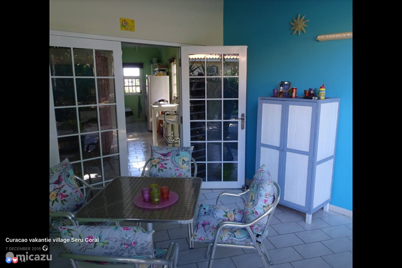 Vacation rental Curaçao, Curacao-Middle, Koraal Partier Studio Dream studio Serucoral 32