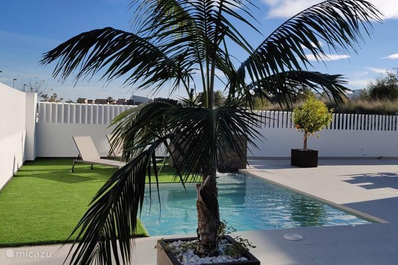 Vakantiehuis Spanje, Costa Blanca, Polop Villa Casa Príncipe
