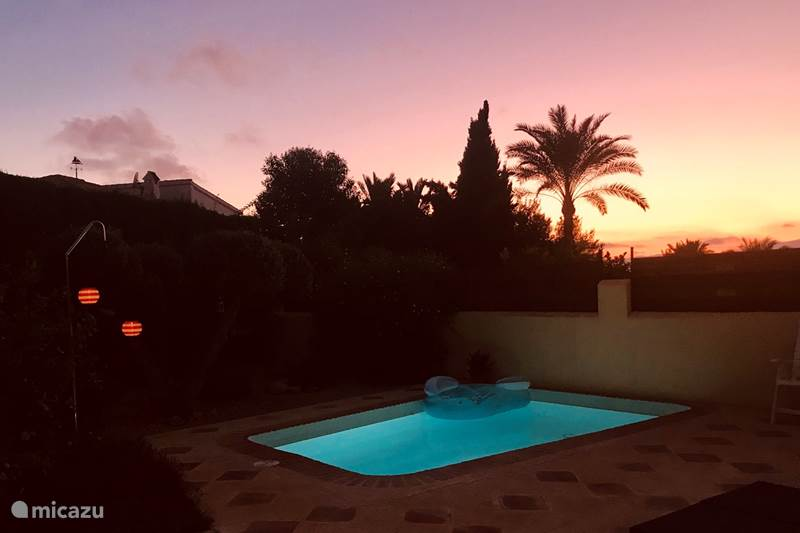 Vakantiehuis Spanje, Costa Blanca, Albir Chalet Casa Mediterránea