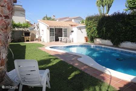 Vakantiehuis Spanje, Costa Dorada, Calafell vakantiehuis Casa Segarra
