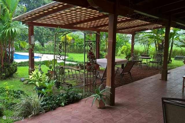 Ferienwohnung Costa Rica – villa Rancho Cantarrana