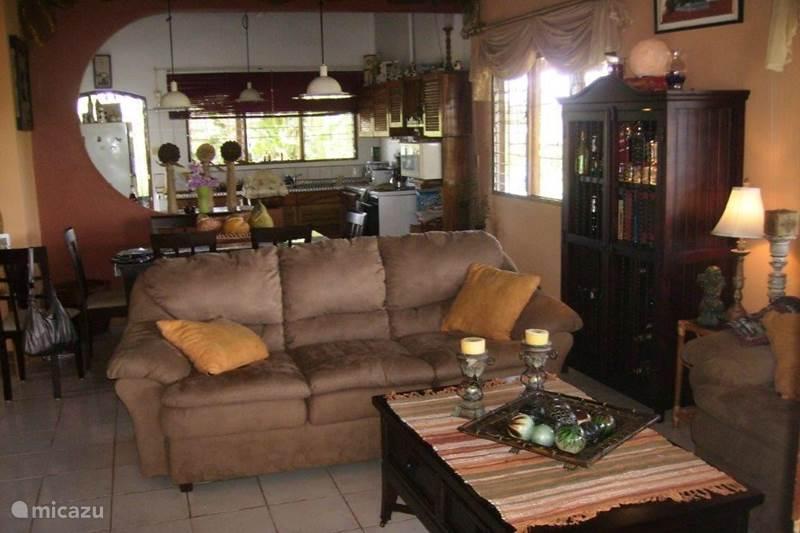 Vacation rental Costa Rica, Alajuela, San Carlos Villa Rancho Cantarrana
