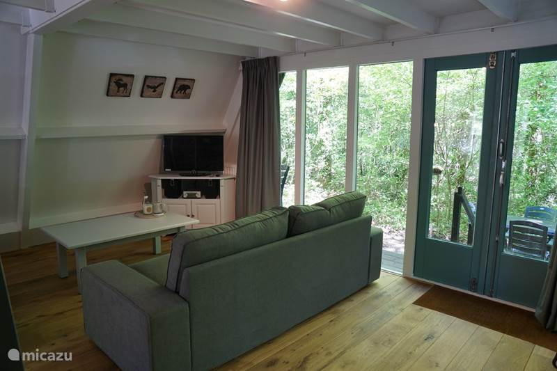 Vacation rental Belgium, Ardennes, Durbuy Bungalow Mollenhof House