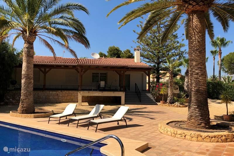 Vakantiehuis Spanje, Costa Blanca, La Nucia Villa Villa Zon