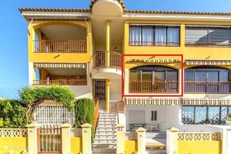 Vakantiehuis Spanje, Costa Blanca, La Mata - appartement Appartement BlancoSol in La Mata