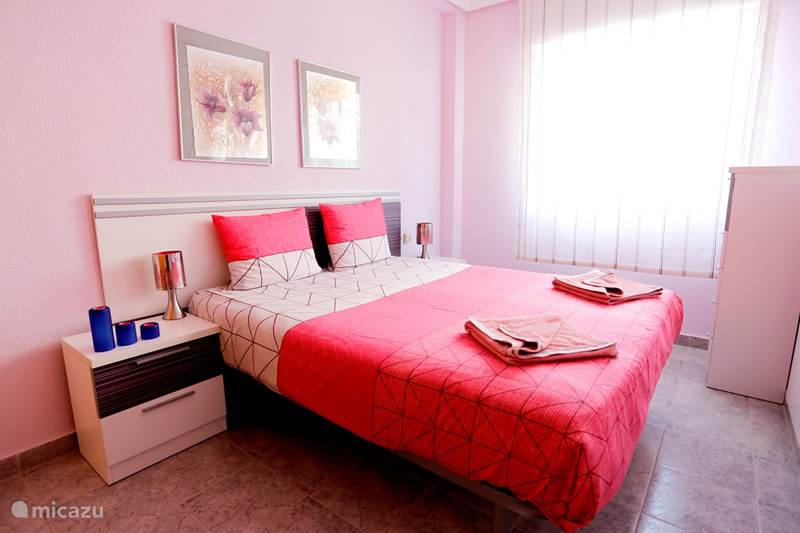 Vakantiehuis Spanje, Costa Blanca, Torrevieja Appartement Appartement BlancoSol in La Mata
