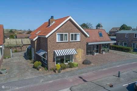Vakantiehuis Nederland, Noord-Holland, Egmond aan den Hoef geschakelde woning Vakantiehuis Déluci