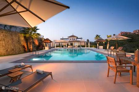 Vakantiehuis Spanje, Costa del Sol, Marbella Elviria penthouse The Oakhill Marbella - 28