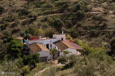 Vakantiehuis Spanje, Andalusië, Rincón de la Victoria finca Finca Bonilla